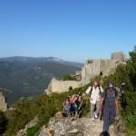Découverte du Pays Cathare en petit groupe