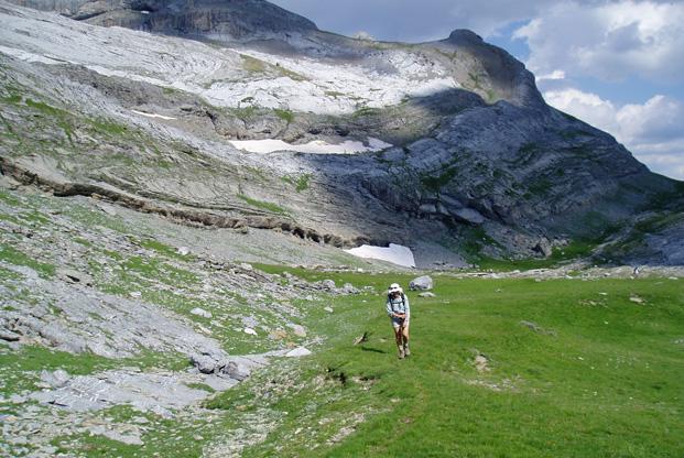 Randonnée autour du Mont Perdu