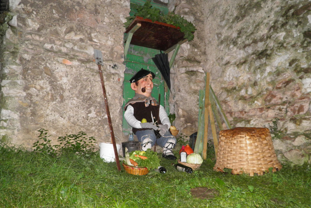 Les Basques aussi ont leur père Noël