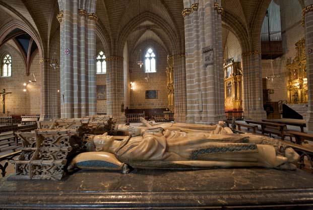 Cathédrale Camino Francès