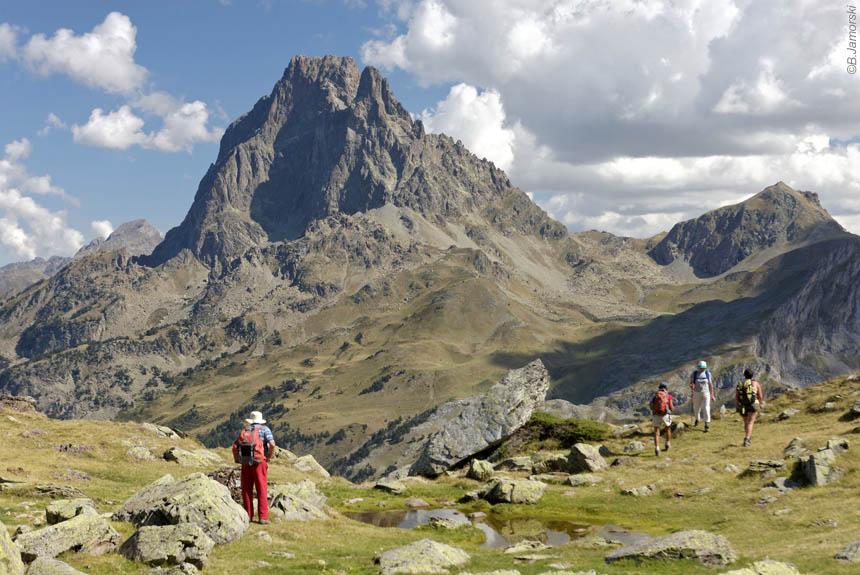 Pic du Midi d'Ossau © Bernard Jamorski