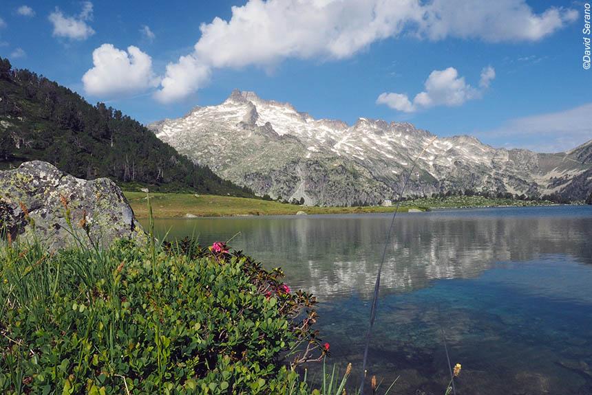 Néouvielle, des lacs à gogo