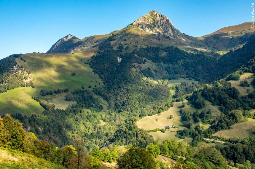 Le Pic de Bazès, un splendide belvédère sur le Val d'Azun
